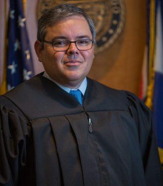 Judge Diego Hunt 1st Judicial District Jefferson County