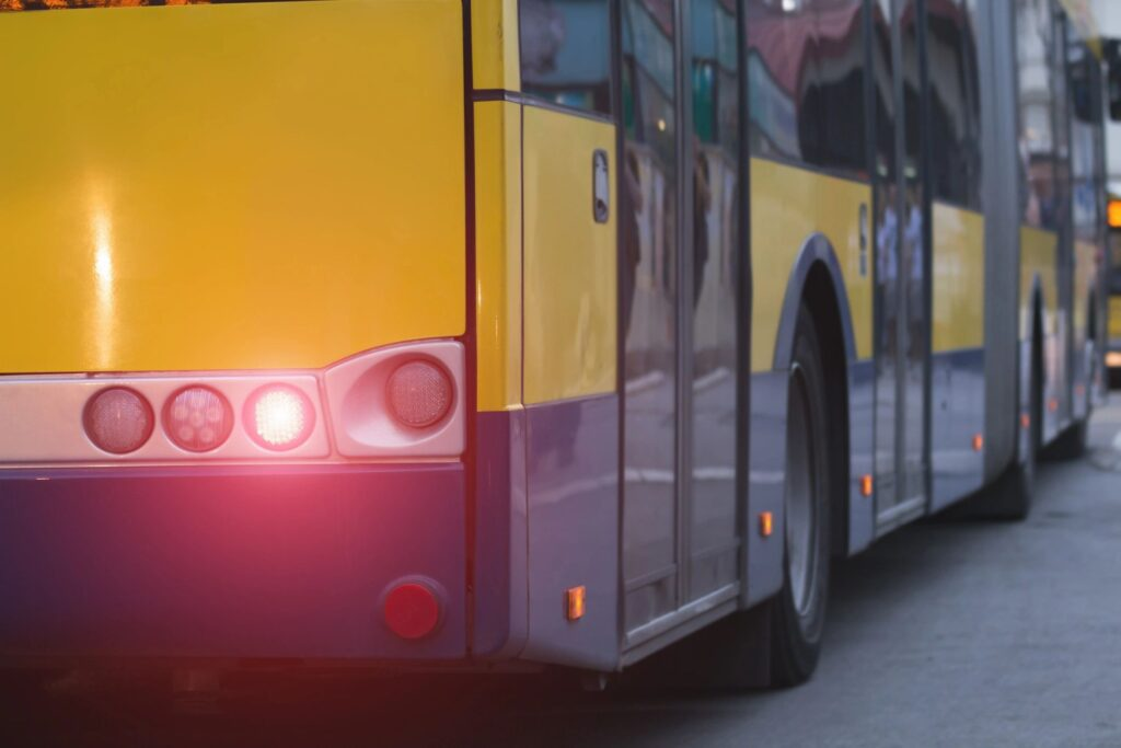 Bus Driver in France Dies over Maks