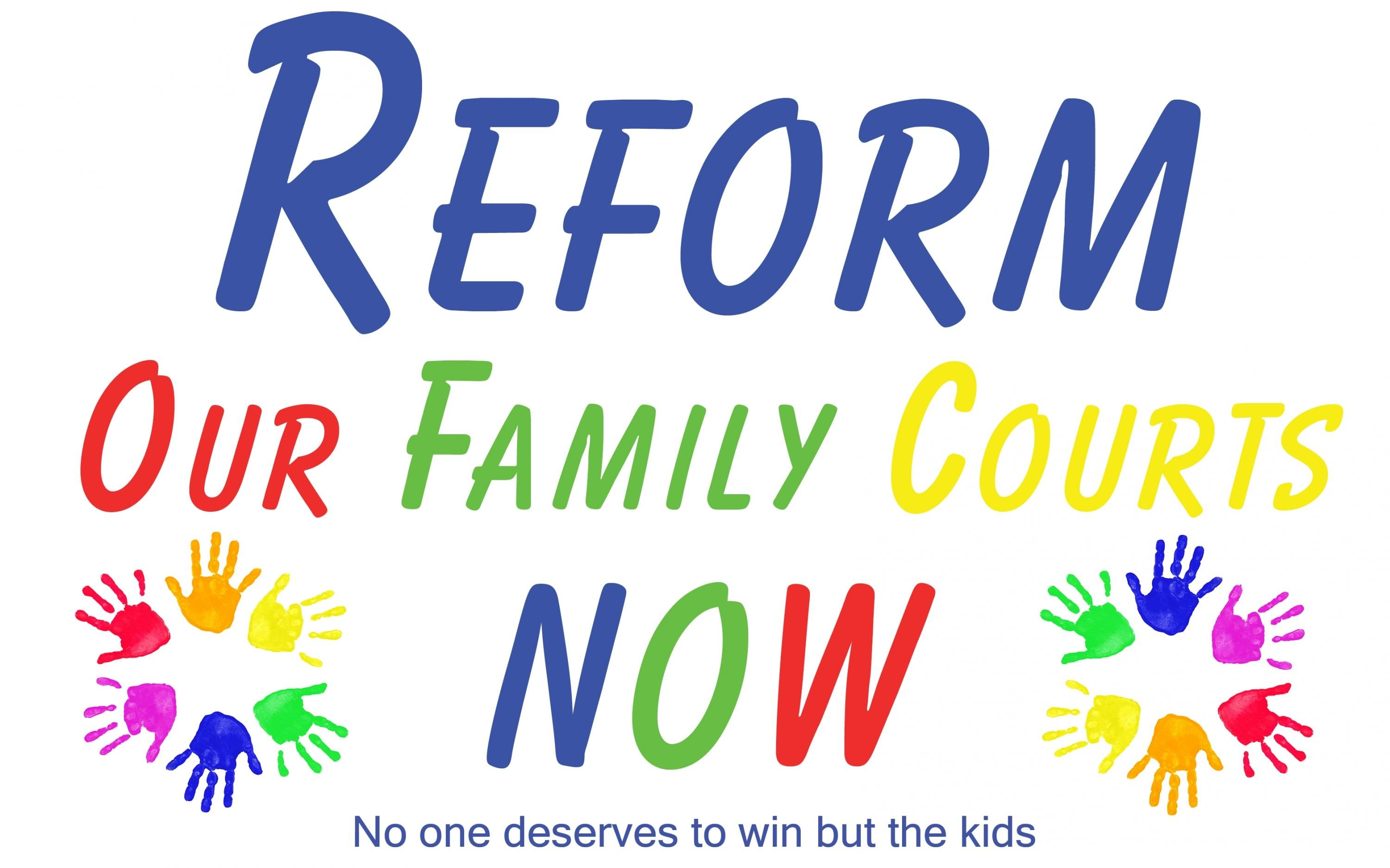 Reform Courts cover photo