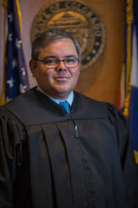 Judge Diego Hunt 1st Judicial District Jefferson County