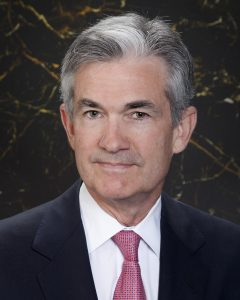 Jerome Powell Fed Reserve