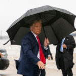 As Trump Flouts Safety Protocols, News Outlets Balk at Close Coverage