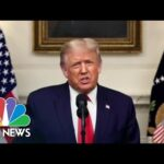 Trump Unlikely To Fulfill Promise To Deport Millions | NBC News NOW