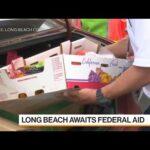 Stimulus 'Incredibly Important,' Long Beach Mayor Says