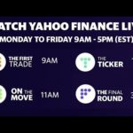 Market Coverage: Friday October 23rd Yahoo Finance