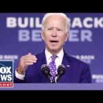 'The Five' on Biden saying voters don't deserve to know his court packing stance