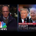 NBC Nightly News Broadcast (Full) - October 28th, 2020 | NBC Nightly News