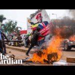 Bobi Wine protests: arrest sparks Uganda's worst unrest in years