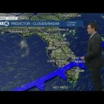Forecast: A few afternoon showers possible Sunday