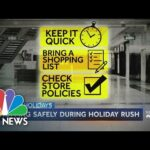 How To Shop Safely This Holiday Season   NBC Nightly News