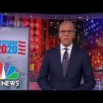 Lester Holt Reflects On Election Day: 'This Is A Deep Breath Moment' | NBC Nightly News