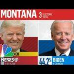 NBC News Projects Trump Will Win Montana, Biden Will Win Rhode Island | NBC News