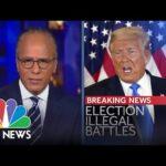 NBC Nightly News Broadcast (Full) - November 5th, 2020 | NBC Nightly News