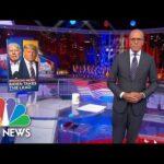 NBC Nightly News Broadcast (Full) - November 6th, 2020 | NBC Nightly News