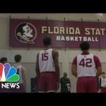 NCAA Basketball Returns After Delayed Season Due To Covid | NBC News NOW