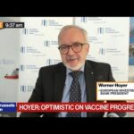 Very Close to EU Budget Deal: European Investment Bank's Hoyer