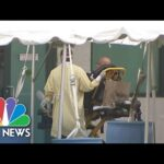 Rhode Island Opens Second Field Hospital For Covid-19 Patients | NBC News NOW