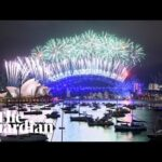 From fireworks to empty streets: 2021 New Year's Eve celebrations