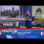 Soul Food Starters has Kenny cooking