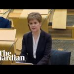 Nicola Sturgeon confirms Scotland facing new lockdown from tonight
