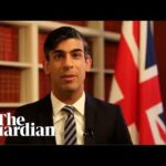 Rishi Sunak announces £4.6bn relief package for UK businesses