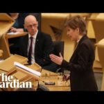 Scotland's Nicola Sturgeon gives briefing – watch live