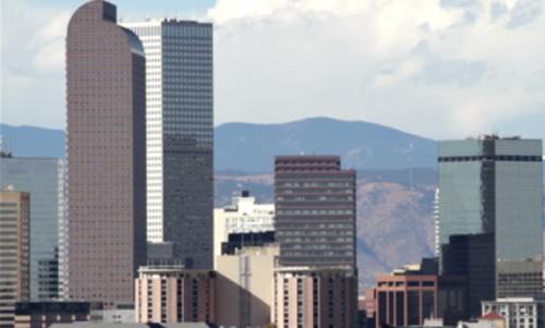 Denver Colorado Real Estate City View